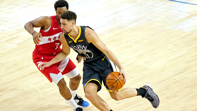 How Warriors were stunned by Raptors in Game 4 despite Thompson, Looney returns