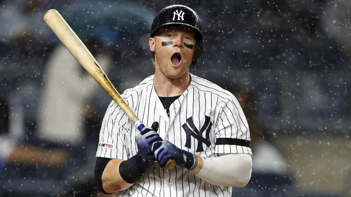 Yankees not interested in trading Clint Frazier for Madison Bumgarner [report]