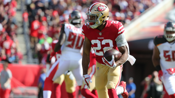 Breaking down the 49ers' deep and talented running back group