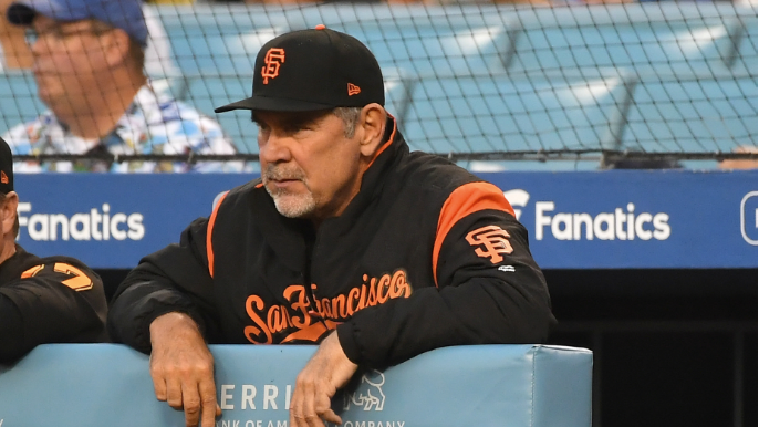 Baggarly: Dodgers special assistant will probably be interviewed for Giants next manager