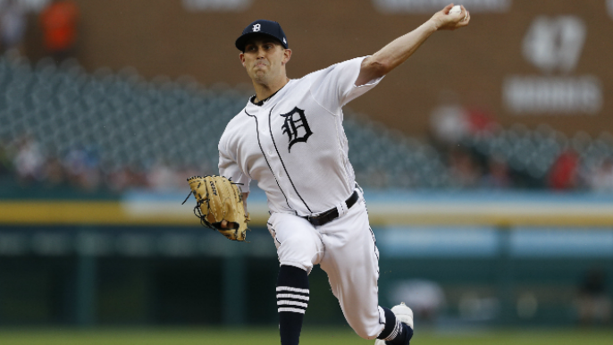 Giants sent high-level scout to watch Tigers' starting pitcher [report]