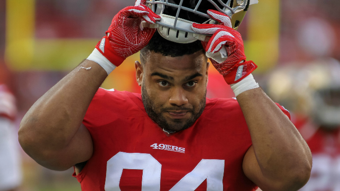 John Middlekauff details two 49ers that stood out physically during training camp
