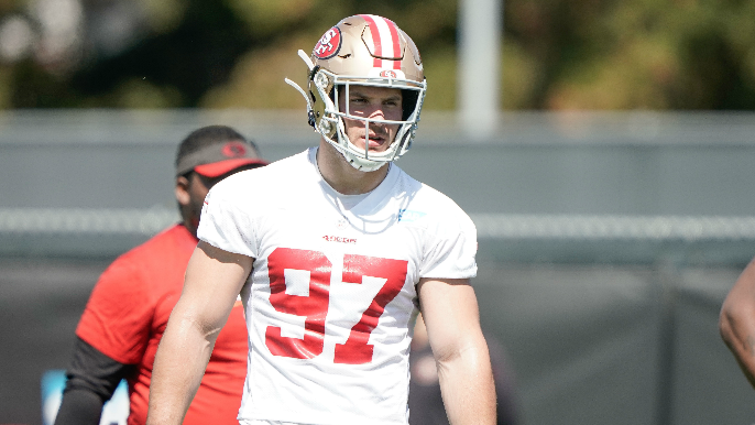 John Lynch assesses likelihood of Bosa, Verrett playing in Week 1 on KNBR