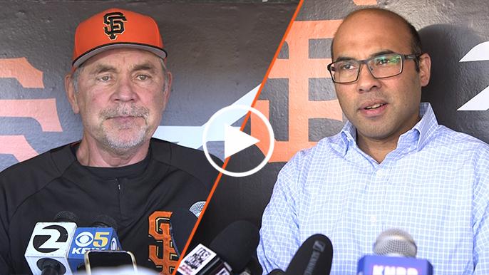 Giants explain difficult decision to DFA Joe Panik