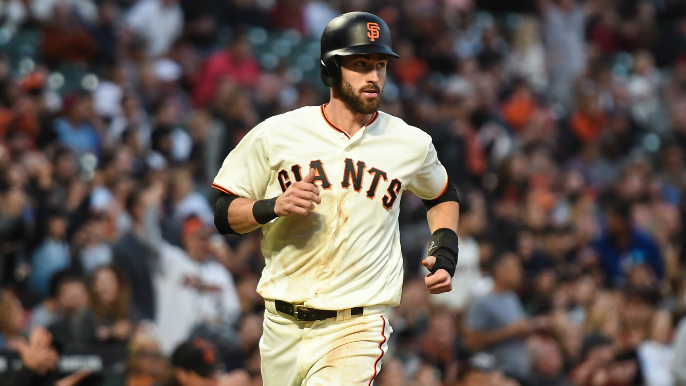 Giants likely to call up prospect after tough Steven Duggar blow