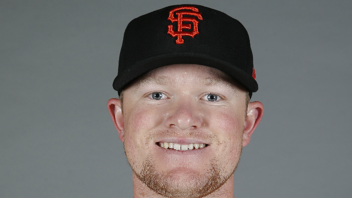 Giants promote top pitching prospect to Triple-A