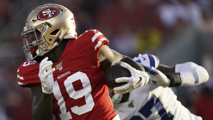 49ers Notebook: Injury updates, incoming tackle move, and offensive line 'wasn't good enough'
