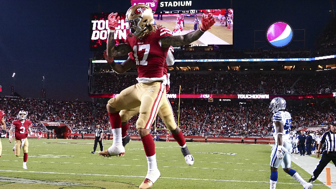 49ers can be excited about two players after injury-riddled opener