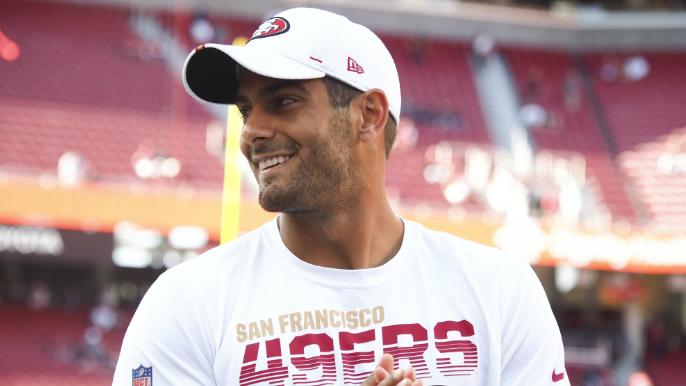 John Clayton details concerns for 49ers, Jimmy Garoppolo in 2019