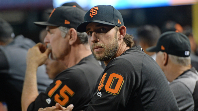 Schulman thinks Giants might offer Bumgarner a Kershaw-esque contract this offseason