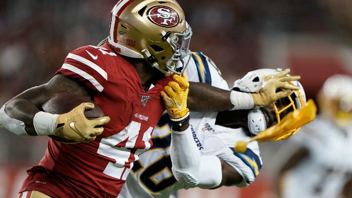 49ers practice squad: Team retains preseason standouts, adds Lions offensive lineman