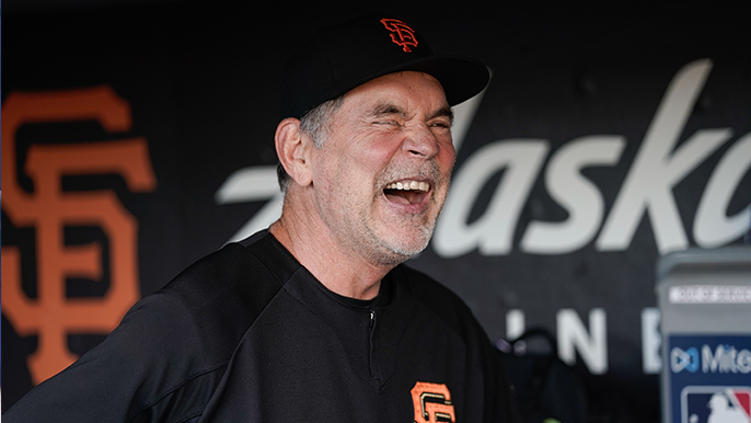 Murph: Explaining how Bruce Bochy became The Bay's favorite coach