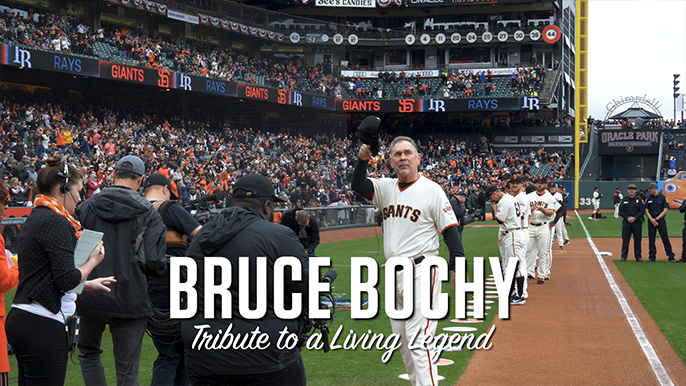 Bruce Bochy: Tribute to a Living Legend