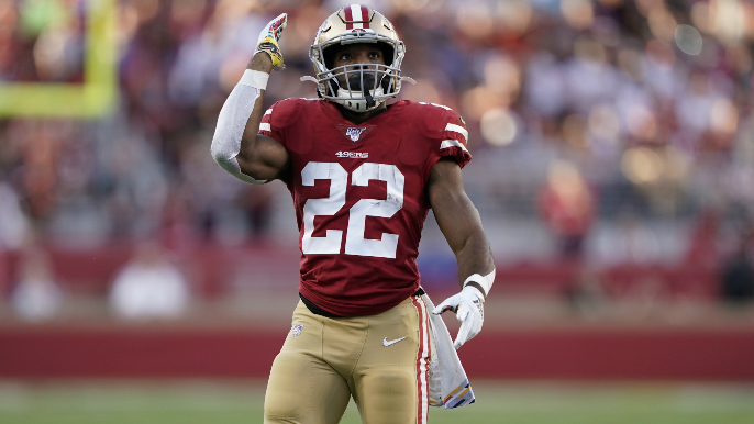 49ers Trading Block: What return to expect from potential trades involving Breida, Goodwin, others