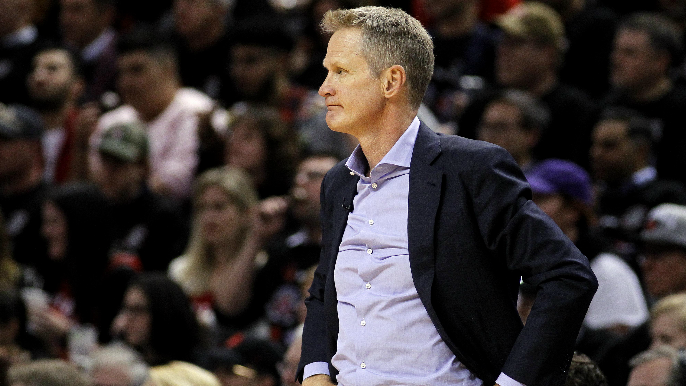 Donald Trump goes after Steve Kerr again over NBA-China issue