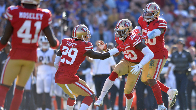 49ers defense has look and feel of championship caliber unit