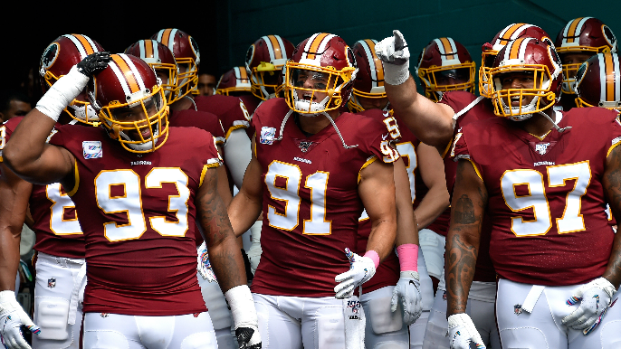 Why 49ers aren't looking at the Redskins like an easy win