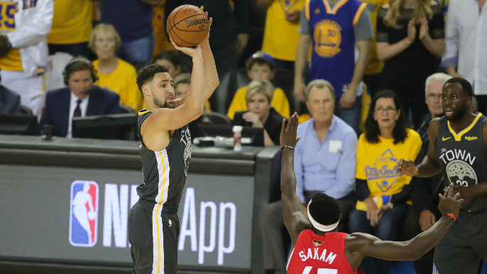 Kerr: Klay Thompson 'unlikely' to play this season [report]