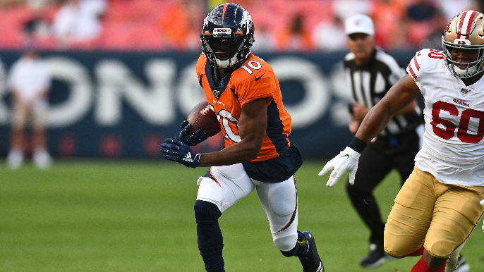 Murph: Why trading for Emmanuel Sanders was the right decision
