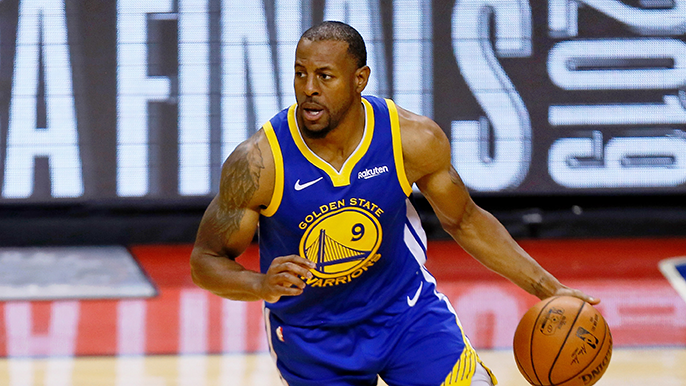It sounds like Warriors and Andre Iguodala will be reunited — eventually