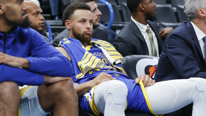 Warriors 'strongly refute' report that Stephen Curry will likely miss entire season [report]