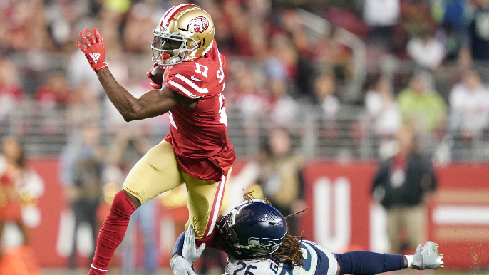 Injury woes continue: Five key players left Monday's game and did not return for 49ers