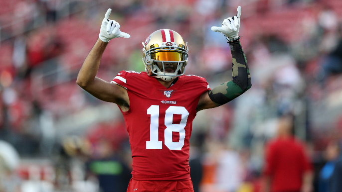Shanahan explains calls on final drive, disappointment with Dante Pettis, Kendrick Bourne