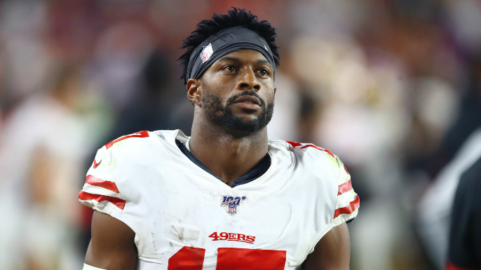 49ers Injury Roundup: What to expect for Witherspoon, Sanders, Kittle on Sunday
