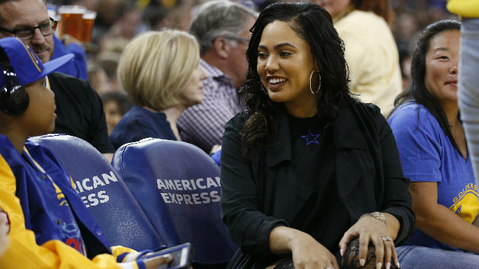 Man ordered to stay away from Ayesha Curry after TV comment