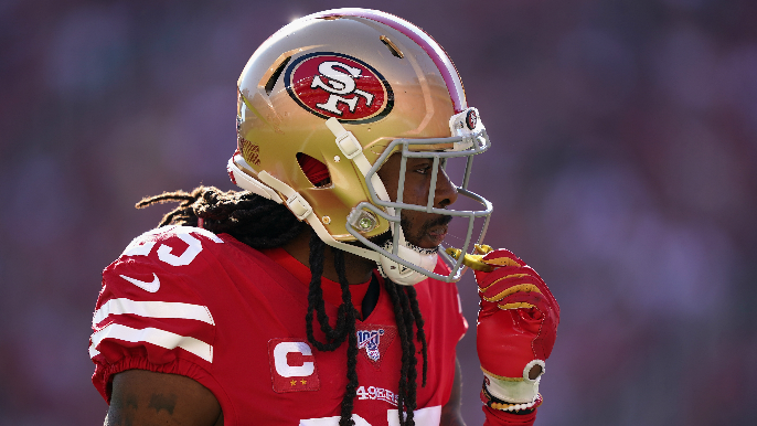 Richard Sherman implies he's being targeted with overturned PI calls