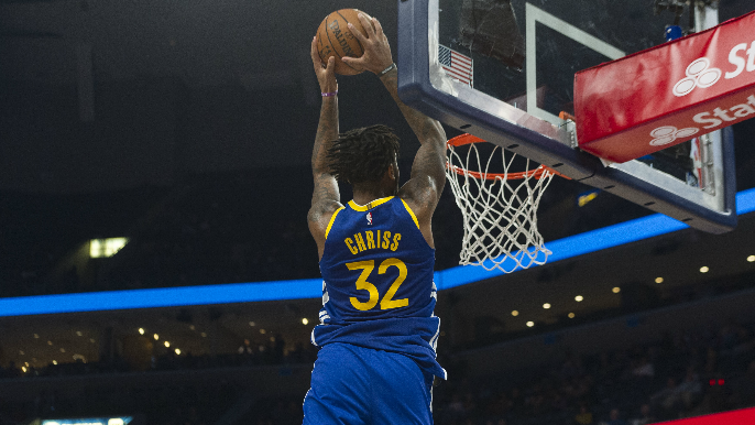 Warriors get much needed blowout win over Memphis, snap seven game losing streak