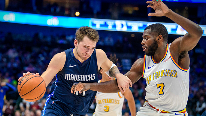 Warriors have no answer for Dončić, lose by 48 points in Dallas