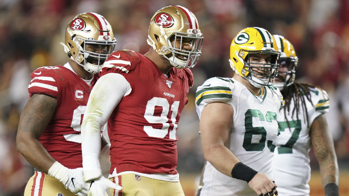 Murph: This 49ers run is fun, but what will roster look like after 2019?