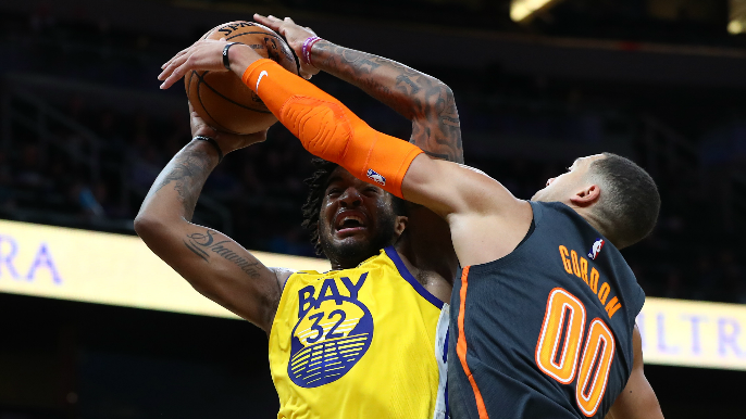 Warriors lose another close one, now have NBA's worst record