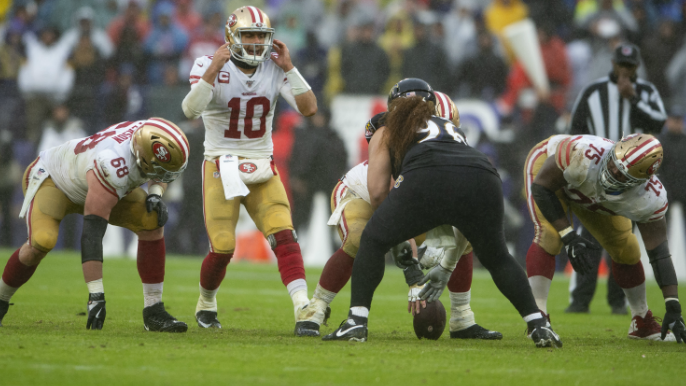 Murph: 49ers loss to Ravens led to refreshing revelation