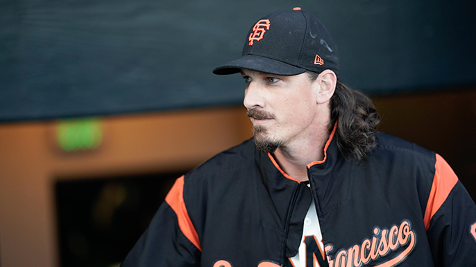 How long will Jeff Samardzija be a Giant?