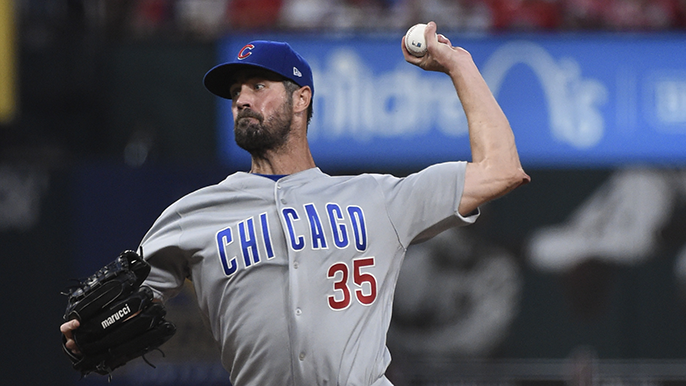 Braves land Cole Hamels with Bumgarner, Giants consequences [report]