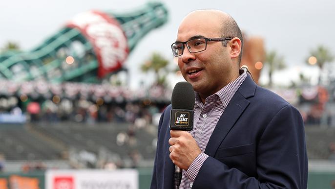 Farhan Zaidi explains what Giants' roster still needs, including slugger