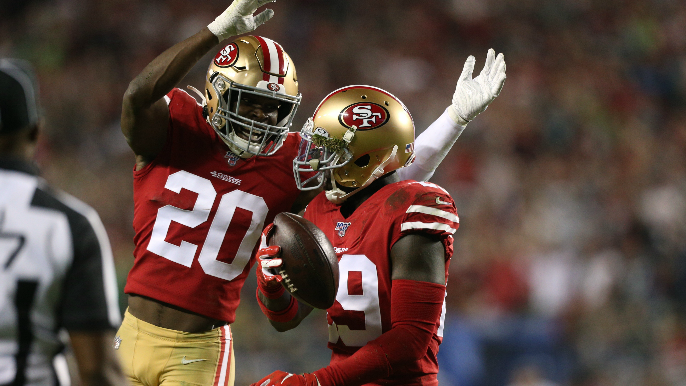 Jimmie Ward turned down more lucrative offer to stay with 49ers [report]