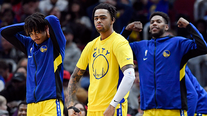 Three things we learned from Warriors' second win over Bulls this season