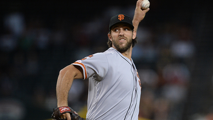 Madison Bumgarner's payday is getting bigger after Stephen Strasburg deal