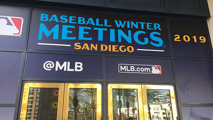 Giants arrive at Winter Meetings with intrigue abounding