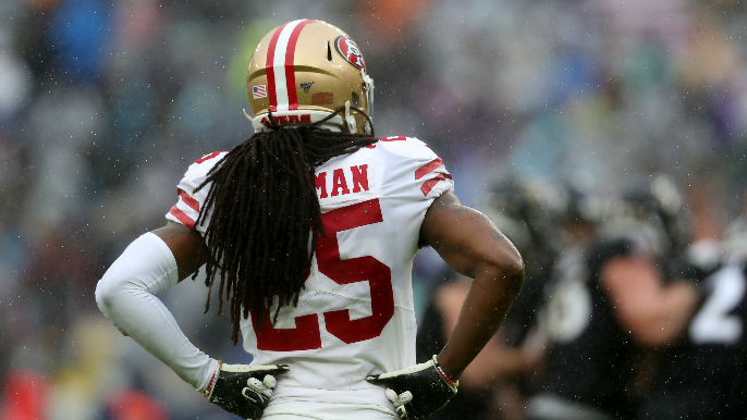 Richard Sherman's MRI result leaves status in doubt for Sunday, possibly beyond [report]