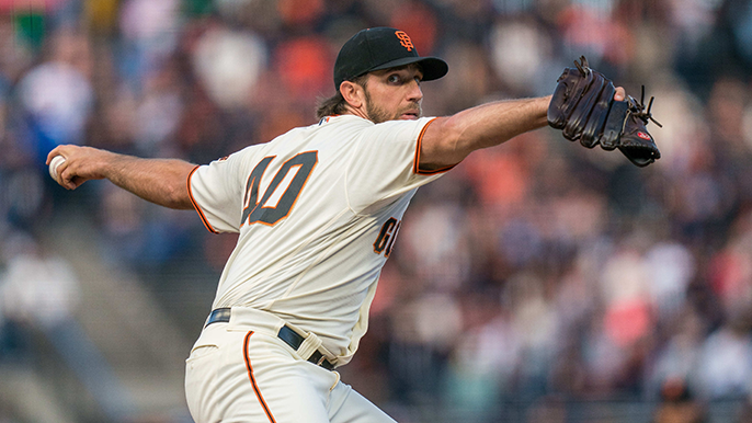 Giants to meet with Madison Bumgarner, but Zaidi won't let fans sway him
