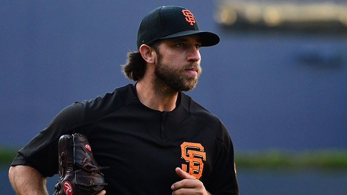 Giants meet with Madison Bumgarner's reps as Gerrit Cole rumors fly