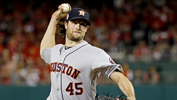 Giants' vague Gerrit Cole interest ends quickly with Yankees megadeal [report]
