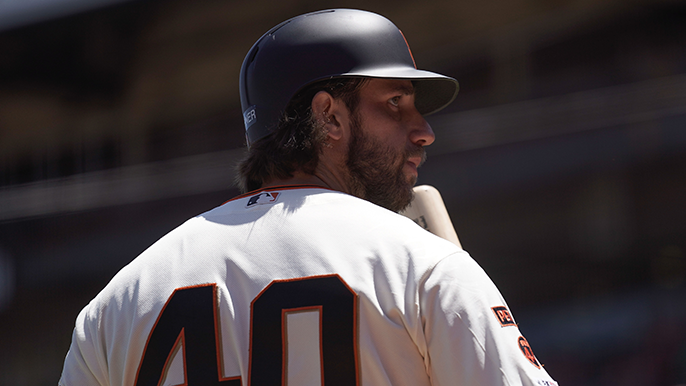 Dodgers now targeting Madison Bumgarner in surreal Giants nightmare [report]