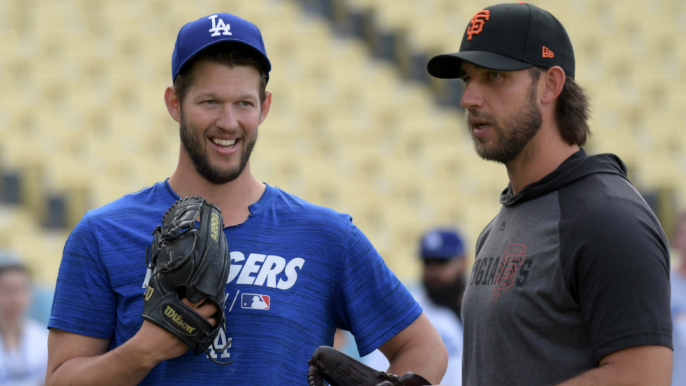 Kuiper says Bumgarner is 'a perfect fit' for Dodgers