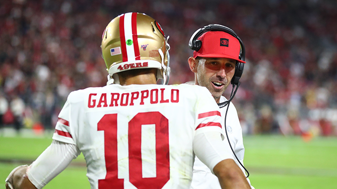 Murph: Don't look now, but NFL dynasties are falling as 49ers are rising