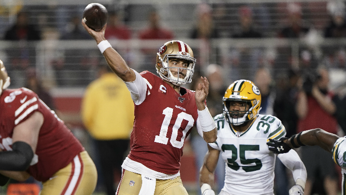 Murph: I feel good about the 49ers' chances in the NFC Championship Game…too good